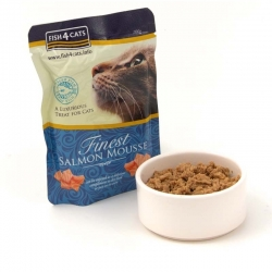 Fish4Cats Fish4Cats Filety Tuńczyka z Anchois   70g