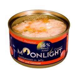 Moonlight Dinner Nr 8 - Kurczak i warzywa w galaretce 80 g