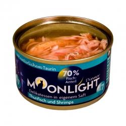 Moonlight Dinner Nr 7 - Tuńczyk i krewetki  80 g