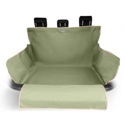 Kardiff Kardibag Protect Plus Mata do bagażnika z nakładką na zderzak M oliwkowa