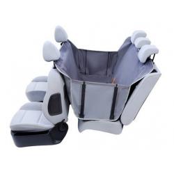 Kardiff Anti Slip mata samochodowa na tylne fotele z bokami M popielata