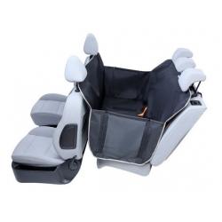 Kardiff Anti Slip mata samochodowa na tylne fotele z bokami M czarna
