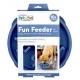 Outward Hound Fun Feeder Miska niebieska [67831]